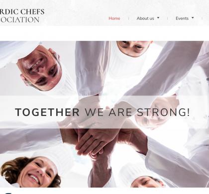 Nordicchefs.com uudistus