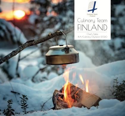 Suomen kokkimaajoukkueen viestintämateriaalit